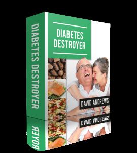 Diabetes Destroyer Book Download