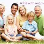 happy family diabetes free